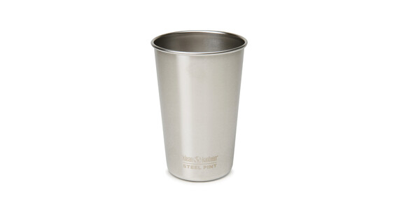 Klean Kanteen Pint Cup 473ml gebürsteter edelstahl